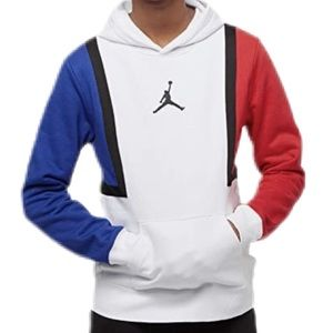 Jordan Boys Youth Jumpman Rival Hoodie Pullover XL